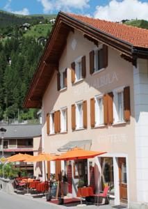 Hotel Restaurant Albula Bergun Bravuogn