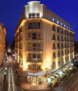 Hotel zurich istanbul in istanbul turkey besten preise for Laleli hotel istanbul