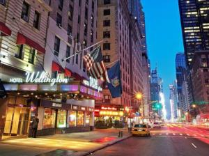 Wellington Hotel In New York Usa Best Rates Guaranteed
